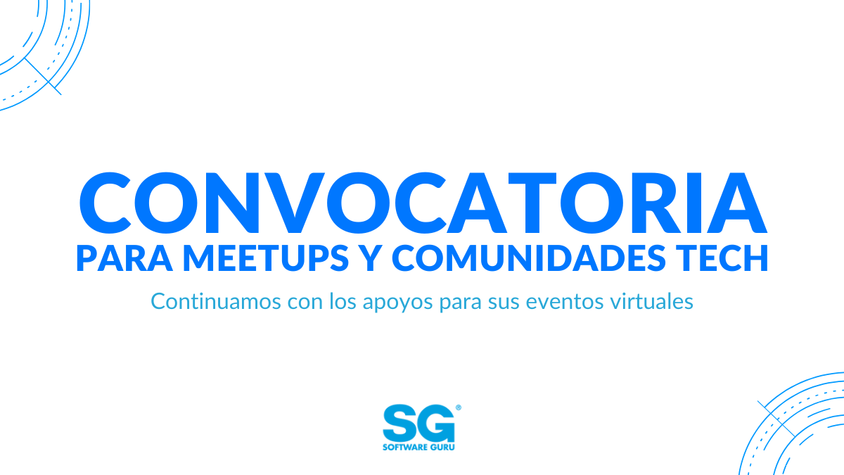 Convocatoria Meetups