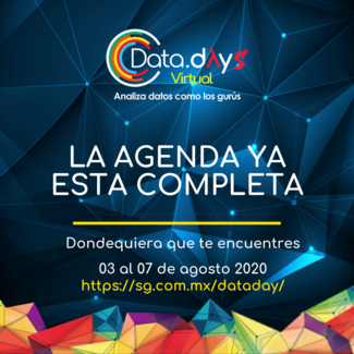 ¡Todo listo para Data Days!