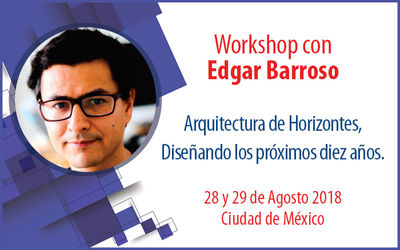 Cutter Workshop: Arquitectura de horizontes