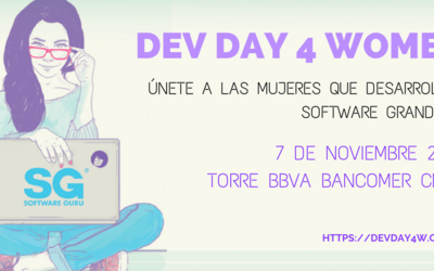 Dev Day 4 Women 8va. edición