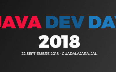 Java Dev Day México 2018