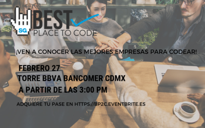 Best Place to Code 2019 CDMX