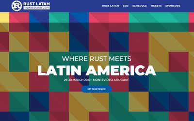 Rust Latam Conference