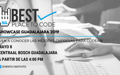 Showcase Best Place to Code Guadalajara