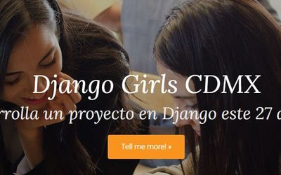 Django Girls CDMX