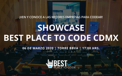 Showcase Best Place To Code CDMX