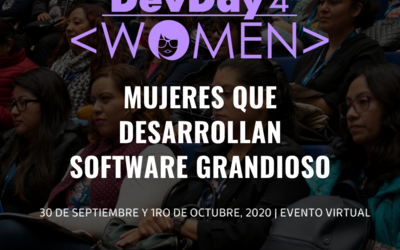 Dev Day 4 Women 2020