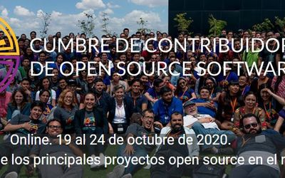 Cumbre de Contribuidores de Open Source Software (CCOSS) 2020