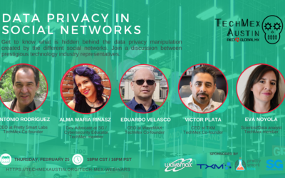 Meetup TechMx: Data Privacy in Social Networks
