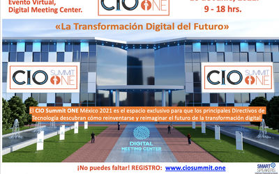 CIO Summit ONE México 2021